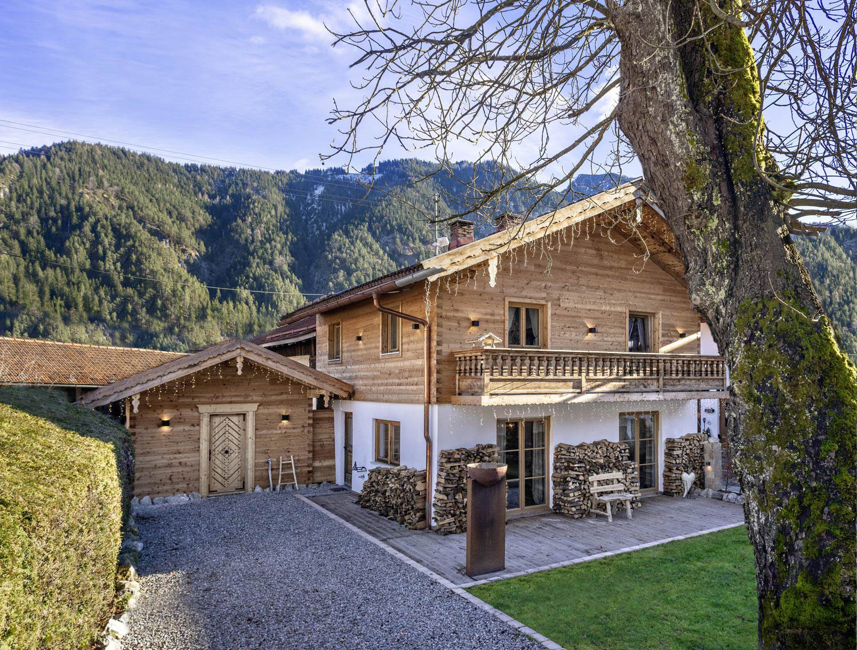 Chalet in den Bergen - Alpenchalet Bayrischzell